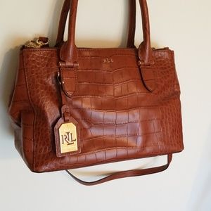 Handbags - Ralph Lauren handbag